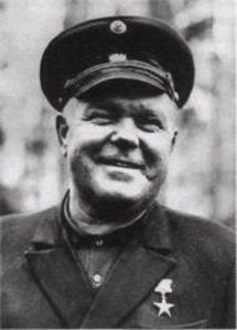 Петр Григорьевич Антипов